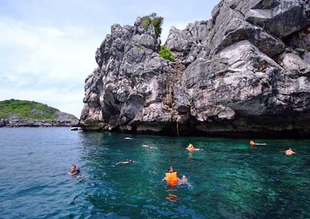angthong-snorkeling