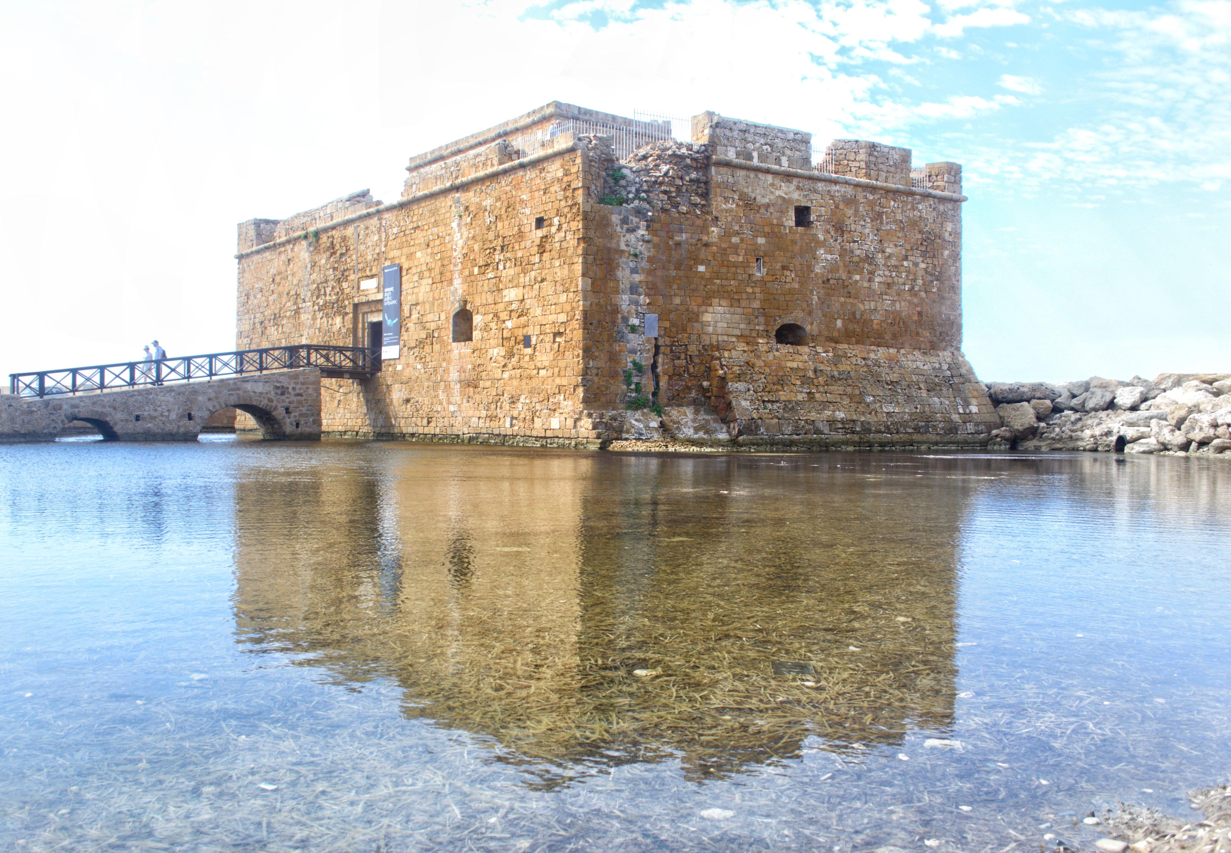 Medieval Castle Paphos