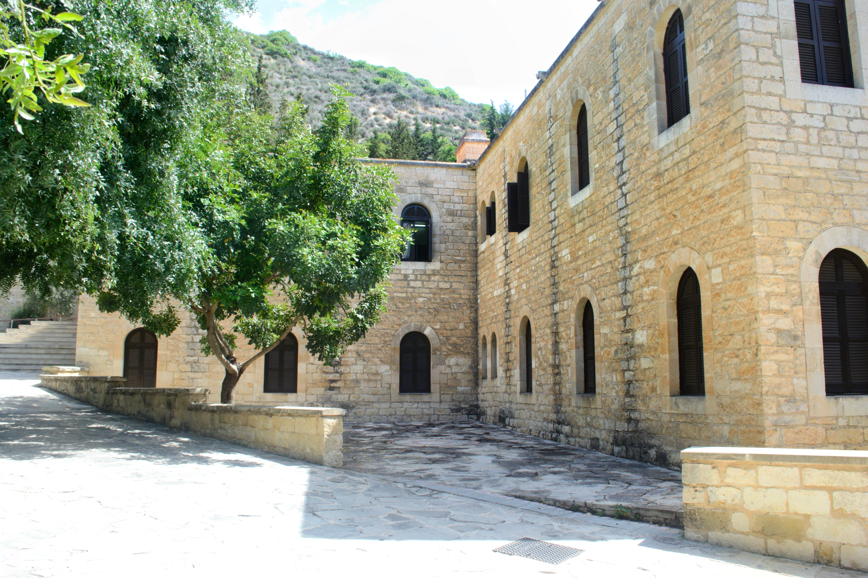 Saint Neophytos Monastery